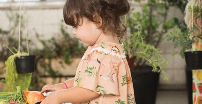 Curtir a natureza no Dia das Crianças