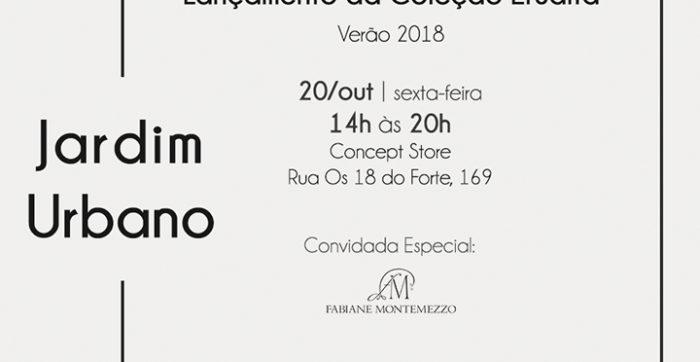Coleção Verão 2018 Carla Carlin