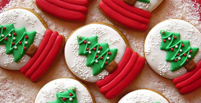 Aprenda a fazer biscoitos natalinos