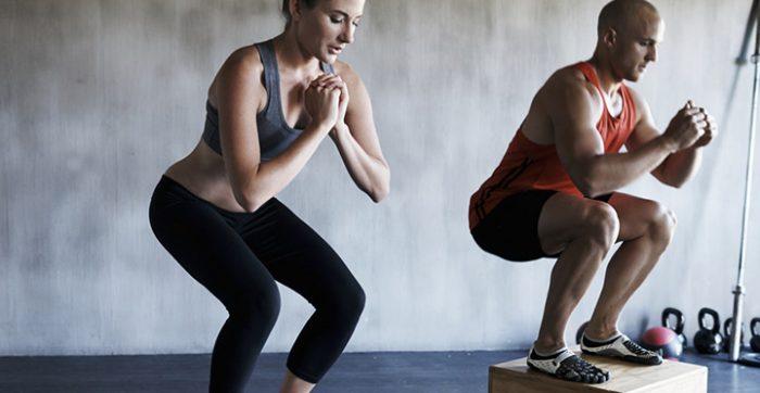 Benefícios do treino funcional